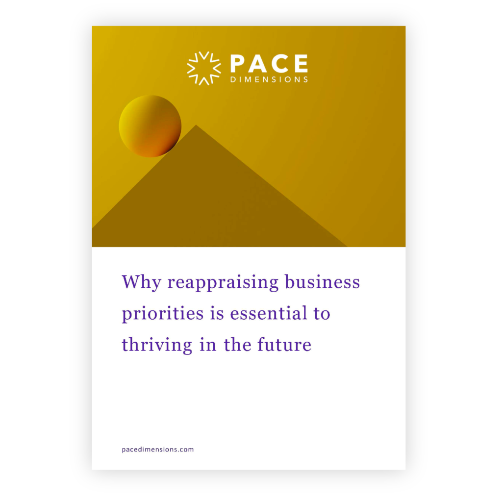 why reappraising business priorities whitepaper