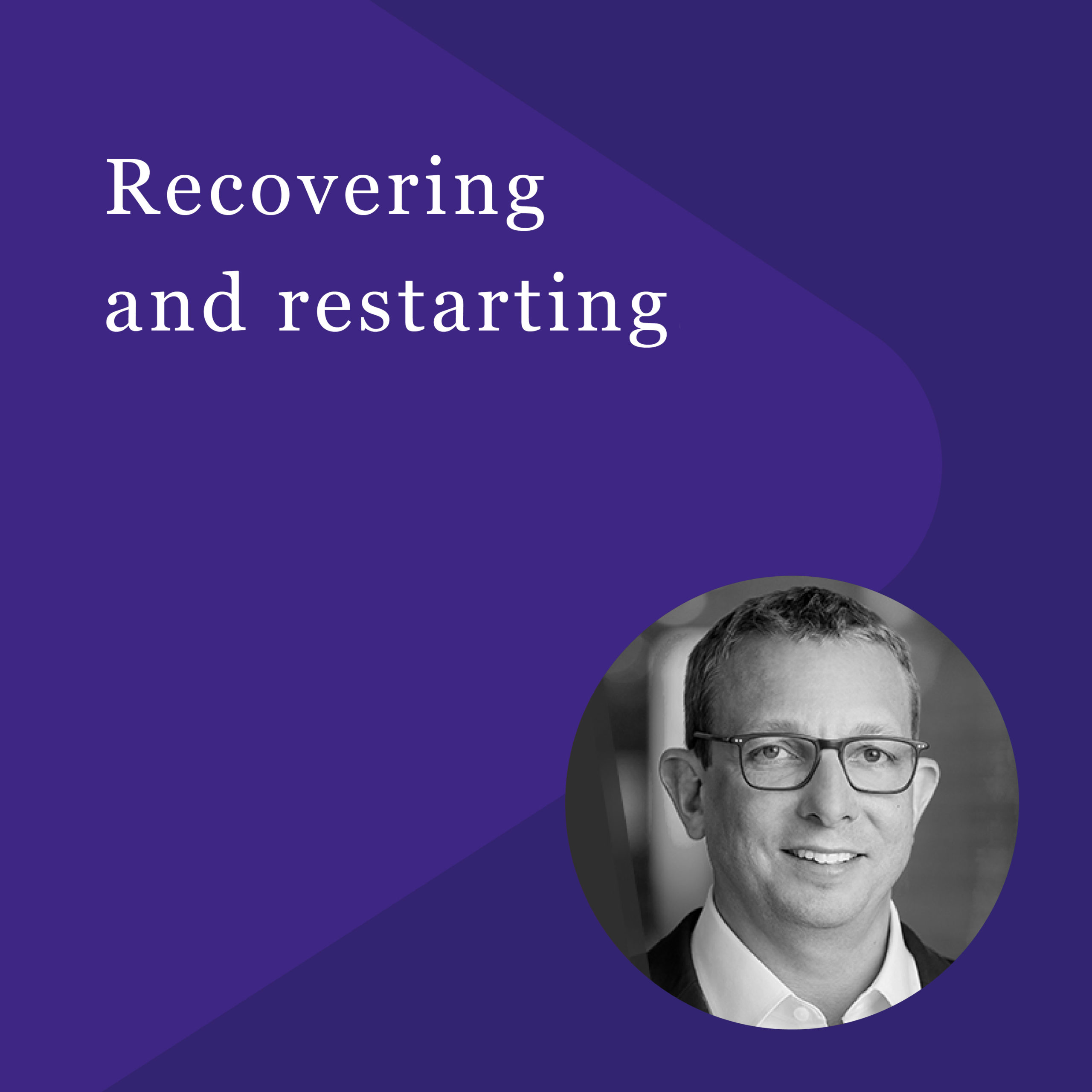 Hilton's Chris Silcock - Recovering & Restarting - PACE Dimensions