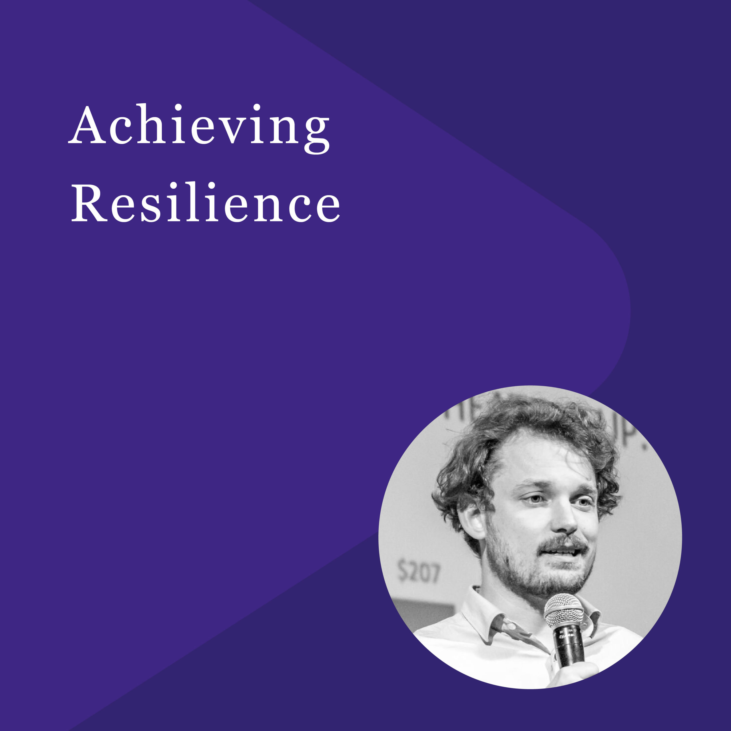 Achieving resilience Executive Interview - PACE Dimensions